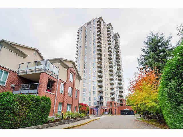 Main Photo: 1808 7077 BERESFORD Street in Burnaby: Highgate Condo for sale (Burnaby South)  : MLS®# V1092120