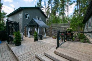 Photo 31: 857 West Cove Drive: Rural Lac Ste. Anne County House for sale : MLS®# E4227834