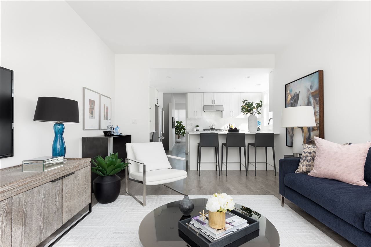 """Main Photo: 5 3868 NORFOLK Street in Burnaby: Central BN Townhouse for sale in """"SMITH+NORFOLK"""" (Burnaby North)  : MLS®# R2521120"""