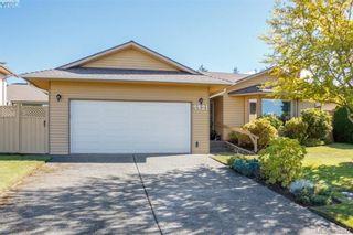 Photo 1: 4421 Bartholomew Pl in VICTORIA: SE Gordon Head House for sale (Saanich East)  : MLS®# 799913