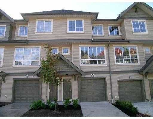 "Main Photo: 86 9088 HALSTON Court in Burnaby: Government Road Townhouse for sale in ""TERRAMOR"" (Burnaby North)  : MLS®# V719185"
