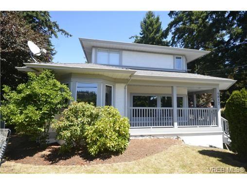 Main Photo: 4817 Cordova Bay Rd in VICTORIA: SE Cordova Bay House for sale (Saanich East)  : MLS®# 681358