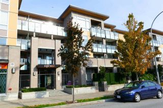 """Photo 1: 201 85 EIGHTH Avenue in New Westminster: GlenBrooke North Condo for sale in """"EIGHTWEST"""" : MLS®# R2310352"""