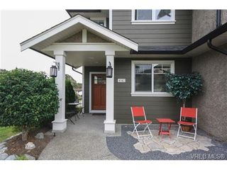 Photo 3: 4042 Copperfield Lane in VICTORIA: SW Glanford House for sale (Saanich West)  : MLS®# 652436