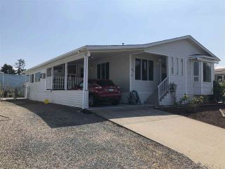 """Photo 1: 97 9055 ASHWELL Road in Chilliwack: Chilliwack W Young-Well Manufactured Home for sale in """"RAINBOW ESTATES"""" : MLS®# R2395638"""