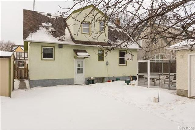 Photo 20: Photos: 155 Bourkevale Drive in Winnipeg: Bruce Park Residential for sale (5E)  : MLS®# 1801514