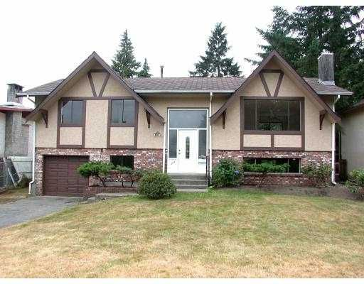 Main Photo: 1278 FRASER ST in Port Coquiltam: Birchland Manor House for sale (Port Coquitlam)  : MLS®# V552179