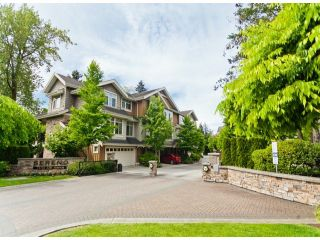 "Photo 17: 51 15151 34 Avenue in Surrey: Morgan Creek Townhouse for sale in ""SERENO"" (South Surrey White Rock)  : MLS®# F1412695"