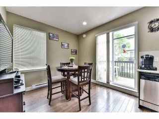 "Photo 10: 30 7088 191ST Street in Surrey: Clayton Townhouse for sale in ""MONTANA"" (Cloverdale)  : MLS®# F1441520"