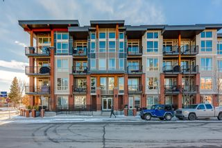 Photo 1: 214 305 18 Avenue SW in Calgary: Mission Apartment for sale : MLS®# A1051694