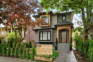 Main Photo: 728 W 17TH Avenue in Vancouver: Cambie House for sale (Vancouver West)  : MLS®# R2618366
