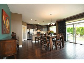 """Photo 5: 1459 NANTON Street in Coquitlam: Burke Mountain House for sale in """"FOOTHILLS"""" : MLS®# V1024544"""