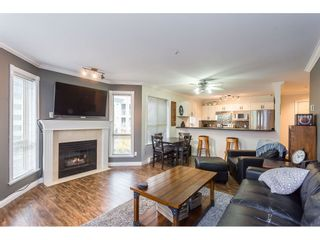 Photo 10: 307 2585 WARE Street in Abbotsford: Central Abbotsford Condo for sale : MLS®# R2414865