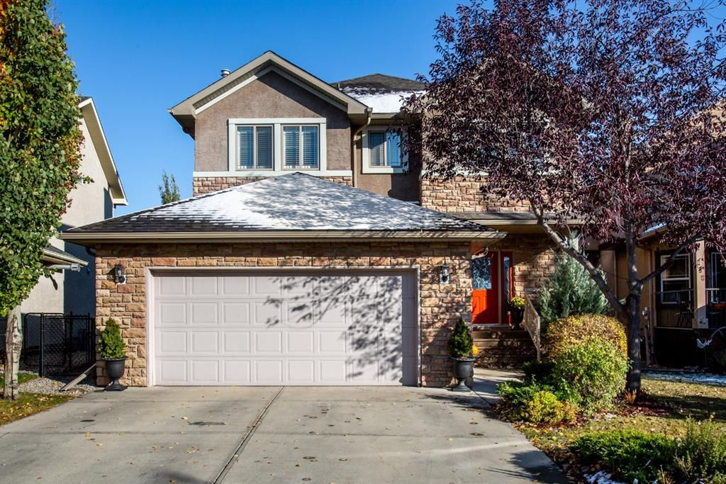 Main Photo: 253 Crystal Shores Drive: Okotoks Detached for sale : MLS®# A1042660