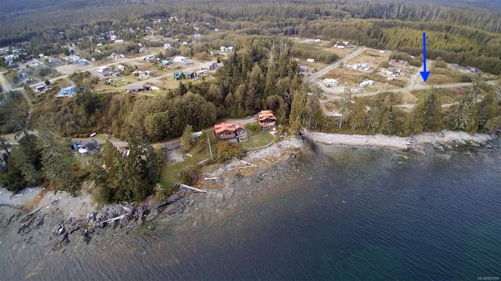 Main Photo: 1162 Front St in : PA Salmon Beach Land for sale (Port Alberni)  : MLS®# 866589