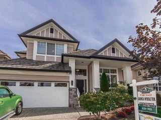 "Photo 1: 3468 152B ST in Surrey: Morgan Creek House for sale in ""Rosemary Heights"" (South Surrey White Rock)  : MLS®# F1321849"