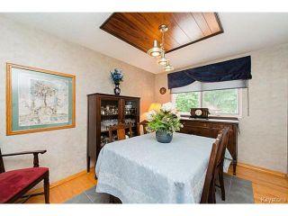 Photo 7: 5 McMurray Bay in WINNIPEG: St Vital Residential for sale (South East Winnipeg)  : MLS®# 1417818