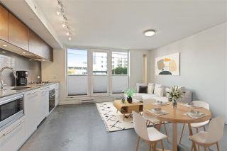 """Photo 3: 607 150 E CORDOVA Street in Vancouver: Downtown VE Condo for sale in """"IN GASTOWN"""" (Vancouver East)  : MLS®# R2508863"""
