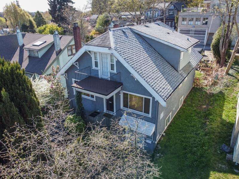 FEATURED LISTING: 3588 KING EDWARD Avenue West Vancouver
