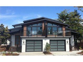 Photo 19: 252 ontario St in VICTORIA: Vi James Bay Half Duplex for sale (Victoria)  : MLS®# 736021