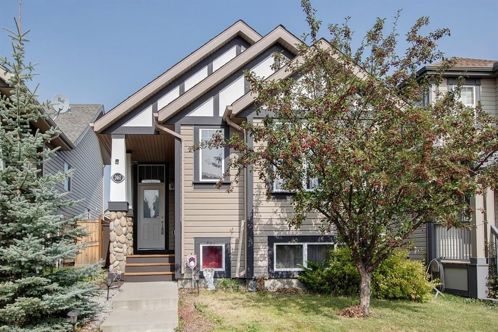 Main Photo: 2461 SAGEWOOD Crescent SW: Airdrie Detached for sale : MLS®# A1034517