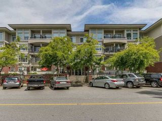 "Photo 1: 116 2353 MARPOLE Avenue in Port Coquitlam: Central Pt Coquitlam Condo for sale in ""EDGEWATER"" : MLS®# R2108513"