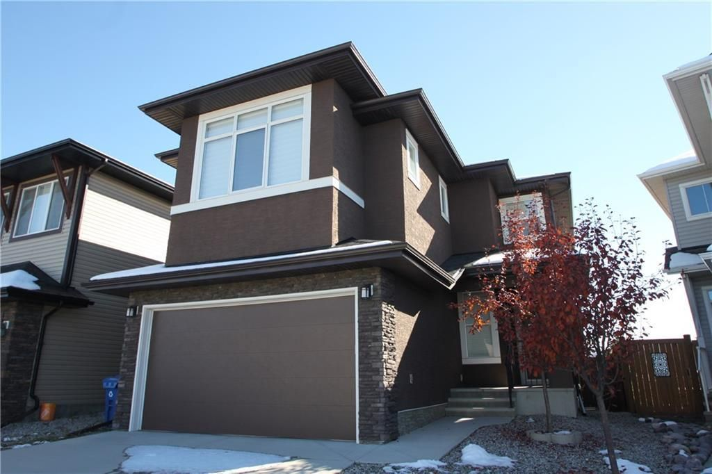 Main Photo: 313 WALDEN Square SE in Calgary: Walden Detached for sale : MLS®# C4206498