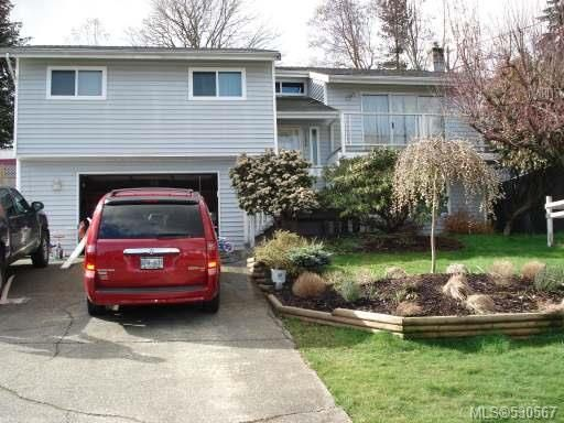Main Photo: 1780 Aspen Way in CAMPBELL RIVER: CR Willow Point House for sale (Campbell River)  : MLS®# 530567