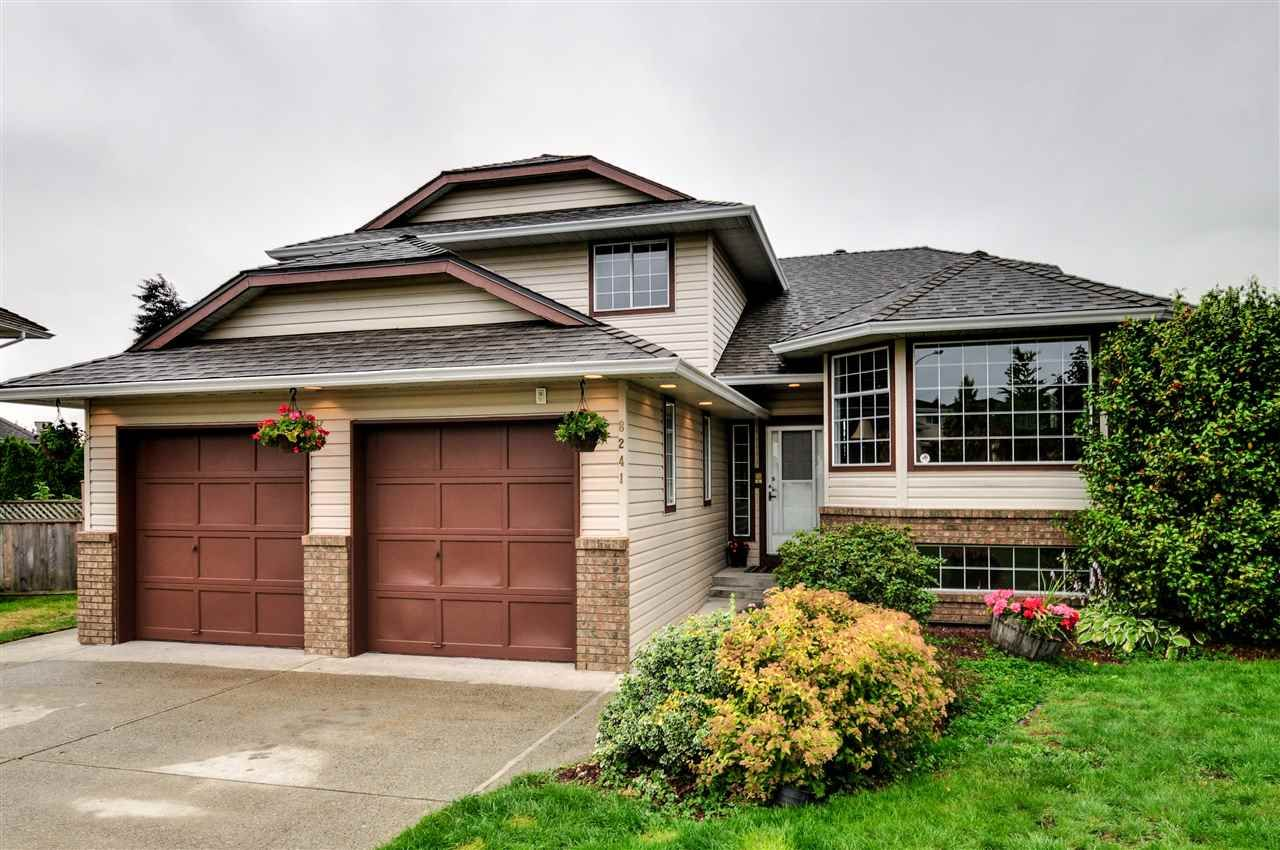 Main Photo: 8241 157A STREET in : Fleetwood Tynehead House for sale : MLS®# R2096872