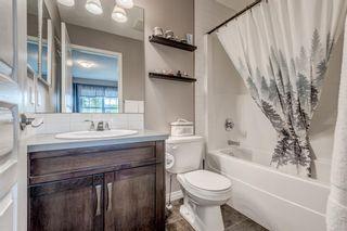 Photo 18: 61 Auburn Springs Boulevard SE in Calgary: Auburn Bay Semi Detached for sale : MLS®# A1135621