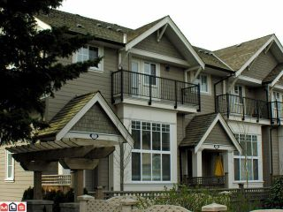 """Photo 1: 13 3268 156A Street in Surrey: Morgan Creek Townhouse for sale in """"GATEWAY"""" (South Surrey White Rock)  : MLS®# F1107957"""