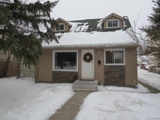 Photo 1: 705 Carter Avenue in WINNIPEG: Fort Rouge / Crescentwood / Riverview Residential for sale (South Winnipeg)  : MLS®# 1602095