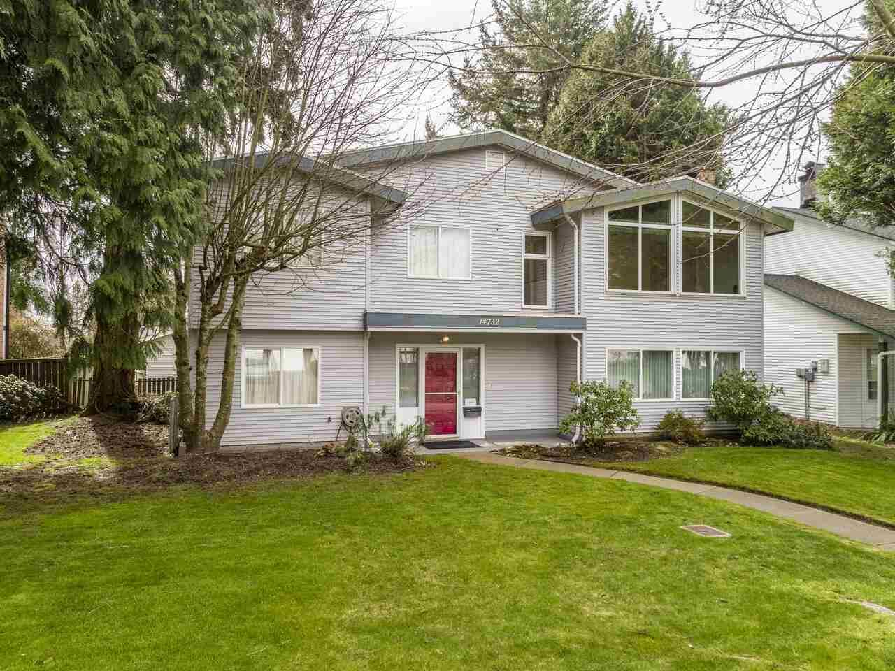 """Main Photo: 14732 16A Avenue in Surrey: Sunnyside Park Surrey House for sale in """"THE GLENNS"""" (South Surrey White Rock)  : MLS®# R2549303"""