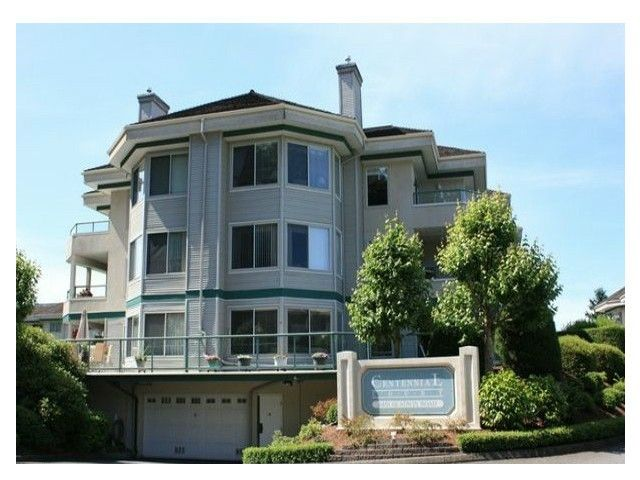 "Main Photo: 214 2451 GLADWIN Road in Abbotsford: Abbotsford West Condo for sale in ""Centennial Court"" : MLS®# F1317757"
