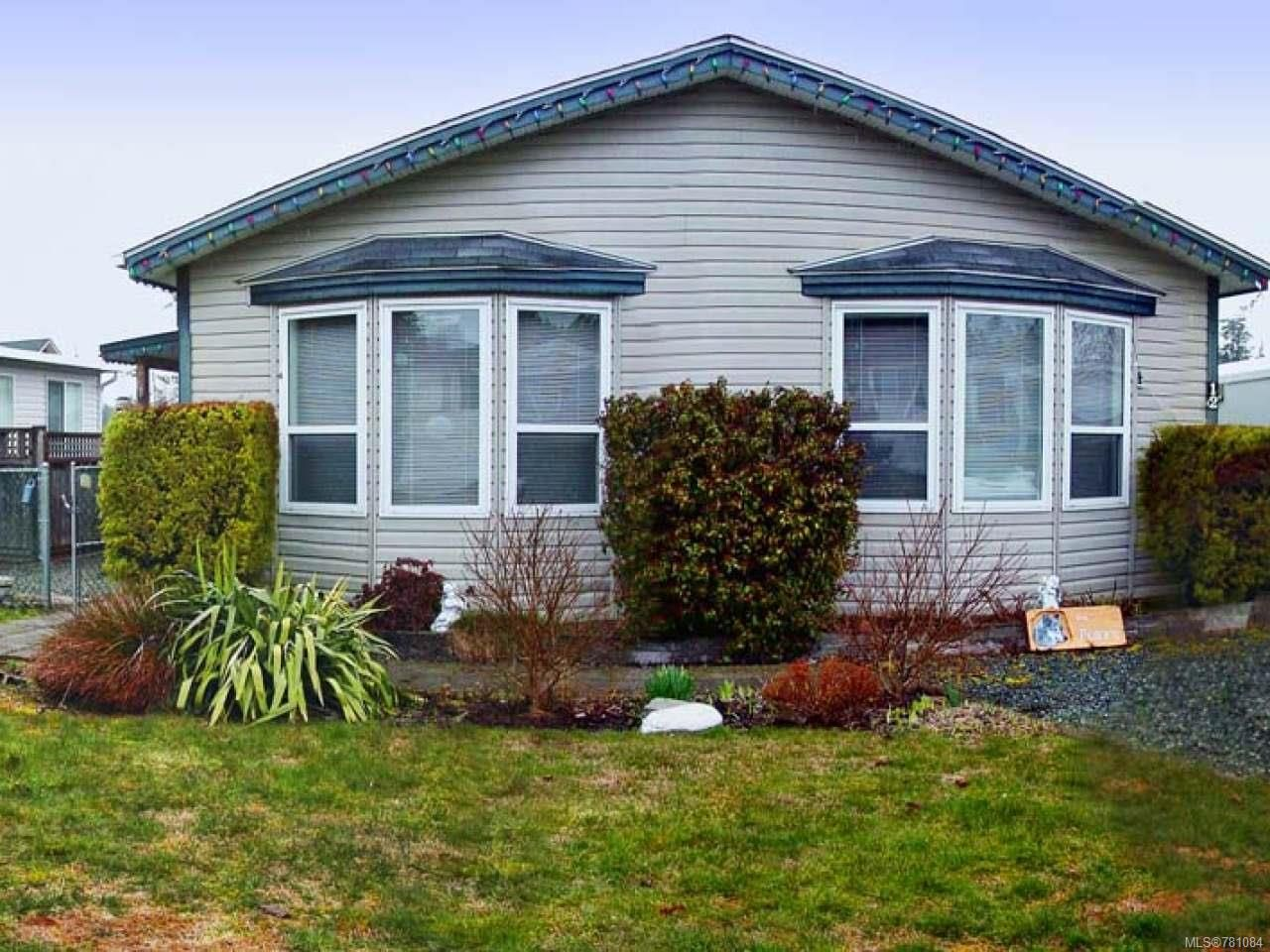 Main Photo: 12 1733 WHIBLEY ROAD in ERRINGTON: PQ Errington/Coombs/Hilliers Manufactured Home for sale (Parksville/Qualicum)  : MLS®# 781084