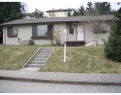 """Main Photo: 826 SHARPE Street in Coquitlam: Ranch Park House for sale in """"RANCH PARK"""" : MLS®# V755561"""