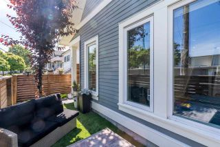 Photo 6: 3929 WELWYN Street in Vancouver: Victoria VE Townhouse for sale (Vancouver East)  : MLS®# R2591958