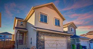 Photo 1: 90 SILVERADO SKIES Crescent SW in Calgary: Silverado Detached for sale : MLS®# A1021309
