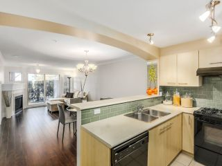 """Photo 1: 1116 5115 GARDEN CITY Road in Richmond: Brighouse Condo for sale in """"LION'S PARK by POLYGON"""" : MLS®# R2013152"""