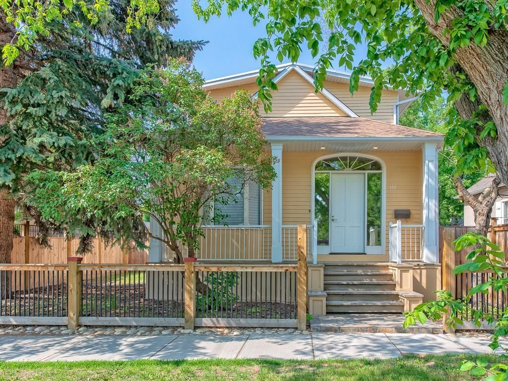 Main Photo: 111 7 Street NW in Calgary: Sunnyside Detached for sale : MLS®# C4189652