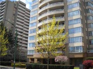 """Photo 1: 2301 6521 BONSOR Avenue in Burnaby: Metrotown Condo for sale in """"SYMPHONY 1"""" (Burnaby South)  : MLS®# V885133"""