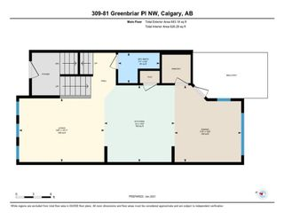 Photo 32: 309 81 Greenbriar Place NW in Calgary: Greenwood/Greenbriar Row/Townhouse for sale : MLS®# A1058995