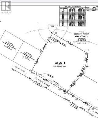 Photo 6: Lot Babcock RD in Sackville: Vacant Land for sale : MLS®# M134581