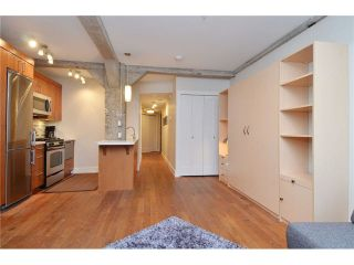 "Photo 3: 512 1216 HOMER Street in Vancouver: Yaletown Condo for sale in ""The Murchies Building"" (Vancouver West)  : MLS®# V1097645"