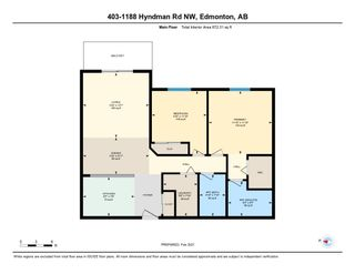 Photo 31: 403 1188 HYNDMAN Road in Edmonton: Zone 35 Condo for sale : MLS®# E4228866