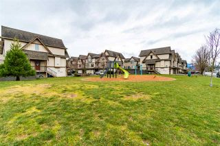 """Photo 30: 49 5556 PEACH Road in Chilliwack: Vedder S Watson-Promontory Townhouse for sale in """"The Gables at Rivers Bend"""" (Sardis)  : MLS®# R2541887"""