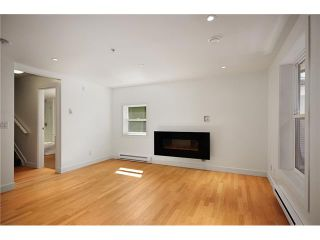 """Photo 8: 1556 COMOX Street in Vancouver: West End VW Townhouse for sale in """"C & C"""" (Vancouver West)  : MLS®# V908911"""