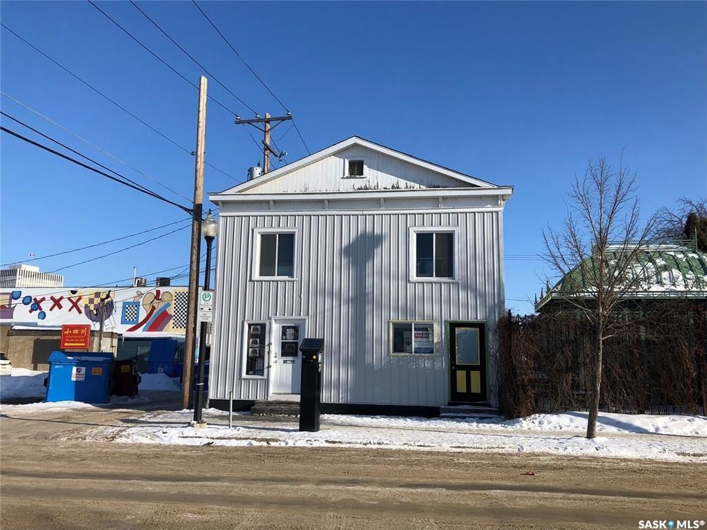 Main Photo: 312 B Avenue South in Saskatoon: Riversdale Commercial for sale : MLS®# SK842032