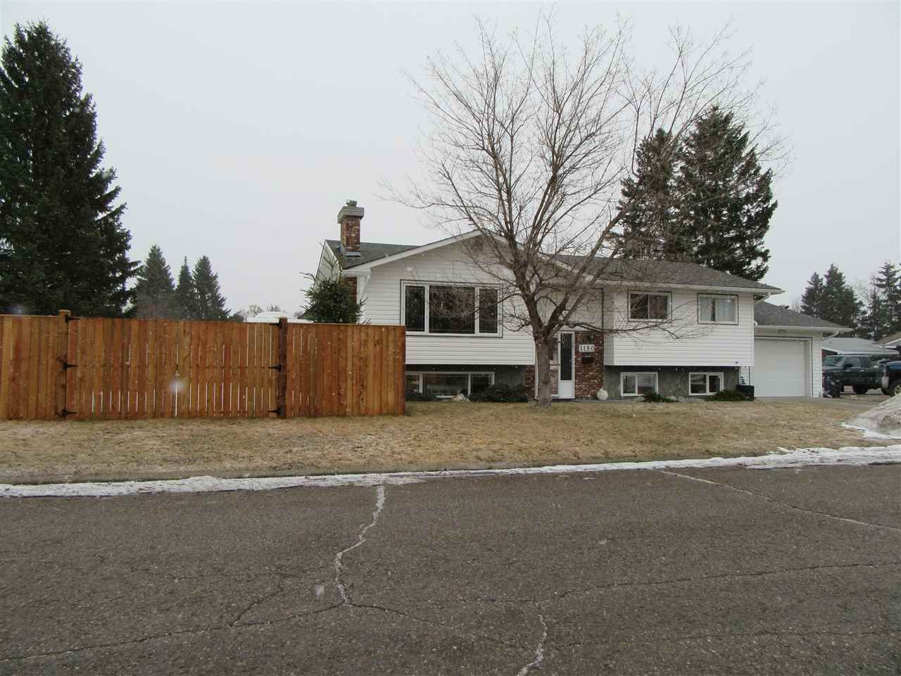Main Photo: 1190 BOWRON Crescent in Prince George: Foothills House for sale (PG City West (Zone 71))  : MLS®# R2555451