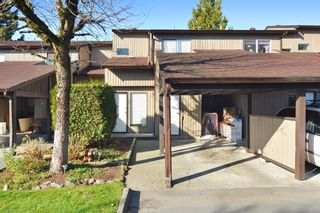 "Photo 1: 23 27044 32 Avenue in Langley: Aldergrove Langley Townhouse for sale in ""Bertrand Estates"" : MLS®# R2116964"
